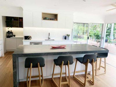 renovated kitchen samford